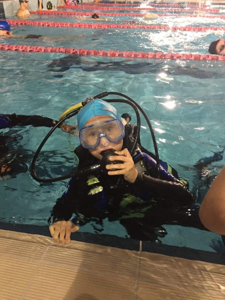 automat nurkowanie kurs szkolenie instruktor nurkowania